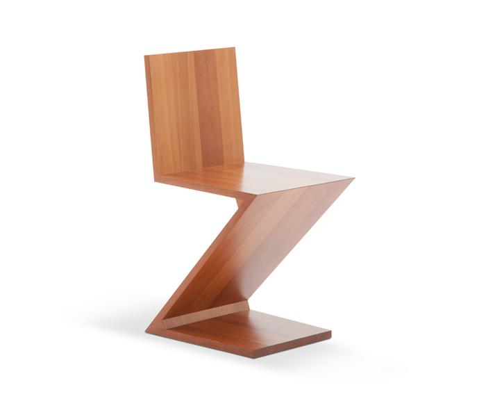 Cassina - 280 Zig Zag Chair