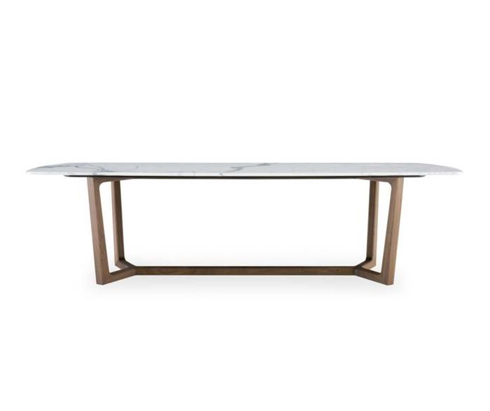 CONCORDE Poliform Dining Table Marble ポリフォーム ダイニングテーブル テーブル 大理石