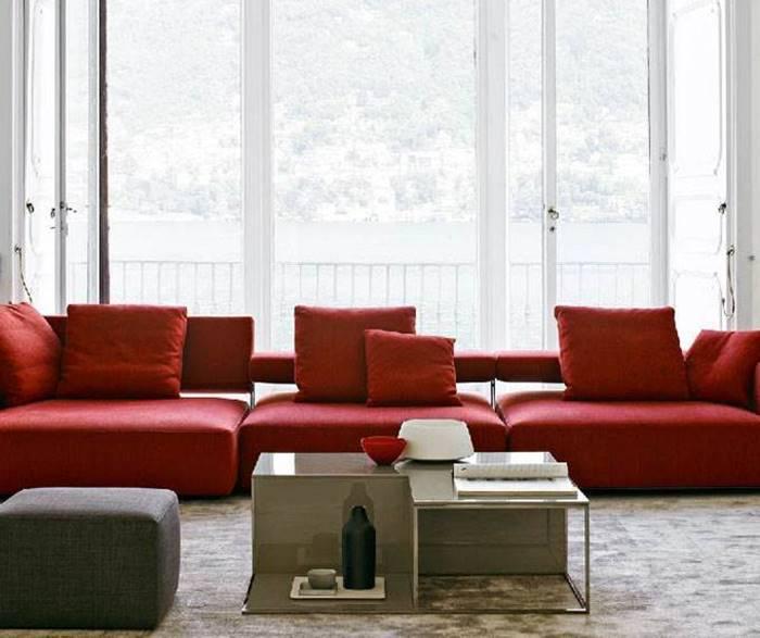B&Bイタリア アンディ '13 システムソファ B&B Italia Andy '13 System Sofa