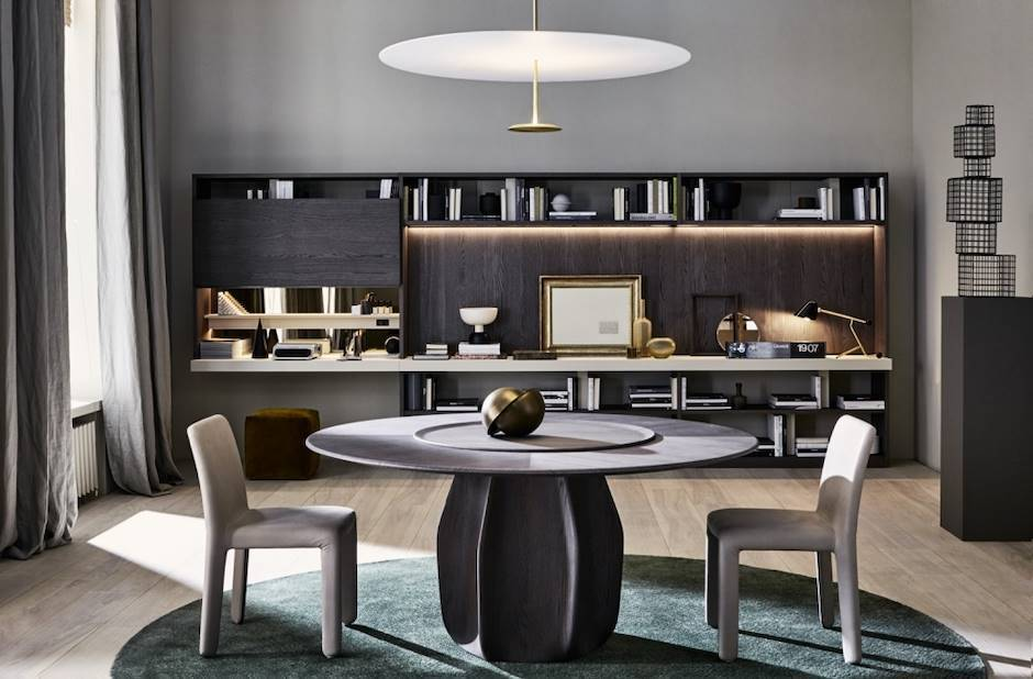 Molteni & C ASTERIAS Dining Table モルテーニ アステリアス ダイニングテーブル