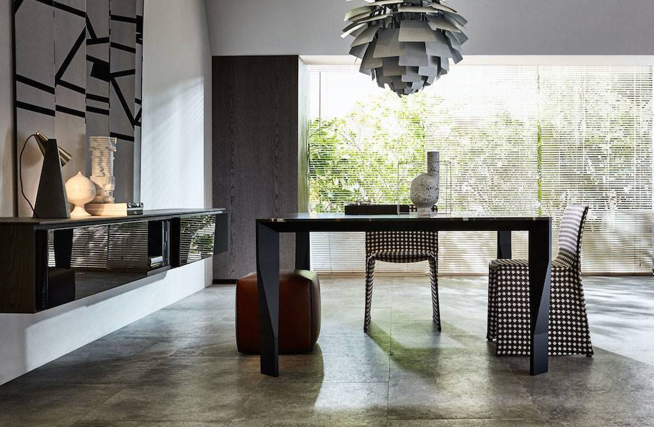 Molteni & C Glove Dining Chair モルテーニ グローヴ ダイニングチェア
