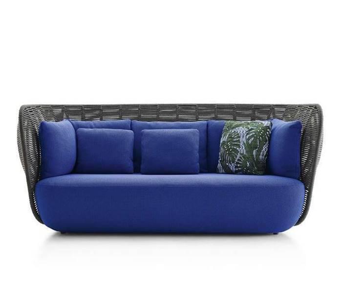 B&Bイタリア ベイ ソファ アウトドア ソファ B&B Italia Bay Sofa Outdoor Sofa