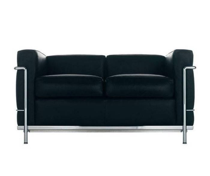 カッシーナ LC2 2人掛けソファ Cassina LC2 2 Seater Sofa