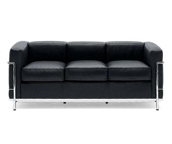 カッシーナ LC2 3人掛けソファ Cassina LC2 3 Seater Sofa
