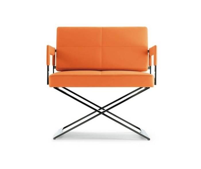 ASTER X Poltrona Frau Lounge Chair Armchair ポルトローナ・フラウ アスターX ラウンジチェア アームチェア