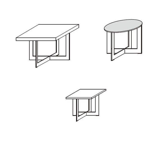 モルテーニ ドミノ スモールテーブル Molteni Domino Smalltable