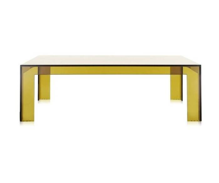 Kartell Invisible Table カルテル インビジブル テーブル ダイニングテーブル