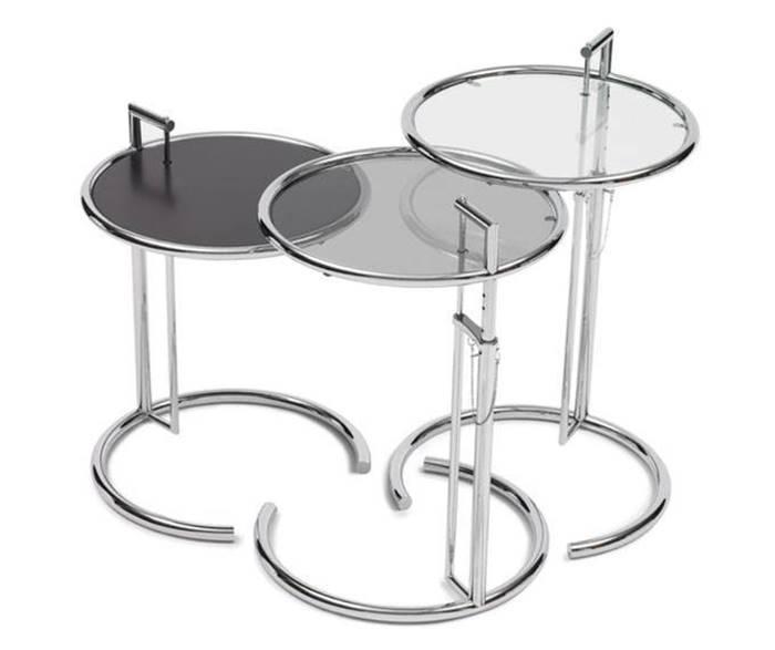 クラシコン アジャスタブルテーブル サイドテーブル CLASSICON ADJUSTABLE TABLE SIDETABLE